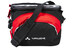 VAUDE Road I Handlebar Bag black/red